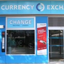 Ice international currency exchange currency exchange - Bureau de change paris gare de l est ...