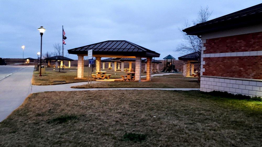 Missouri Rest Stop: Eagleville, MO