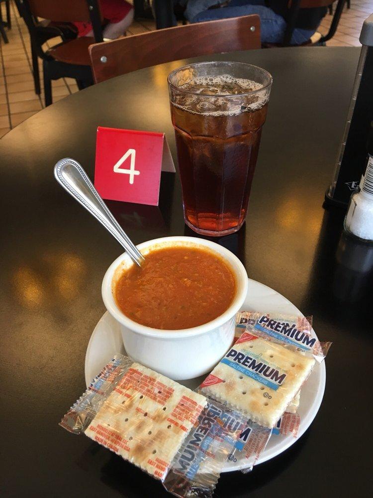 Lazy Ladle Cafe & Catering: 509 Ellis St, Menard, TX