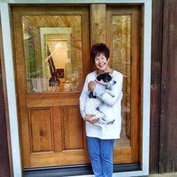 Photo of Door Replacements - Cotati CA United States. Homeowner with her new & Door Replacements - Door Sales/Installation - Cotati CA - Phone ... Pezcame.Com