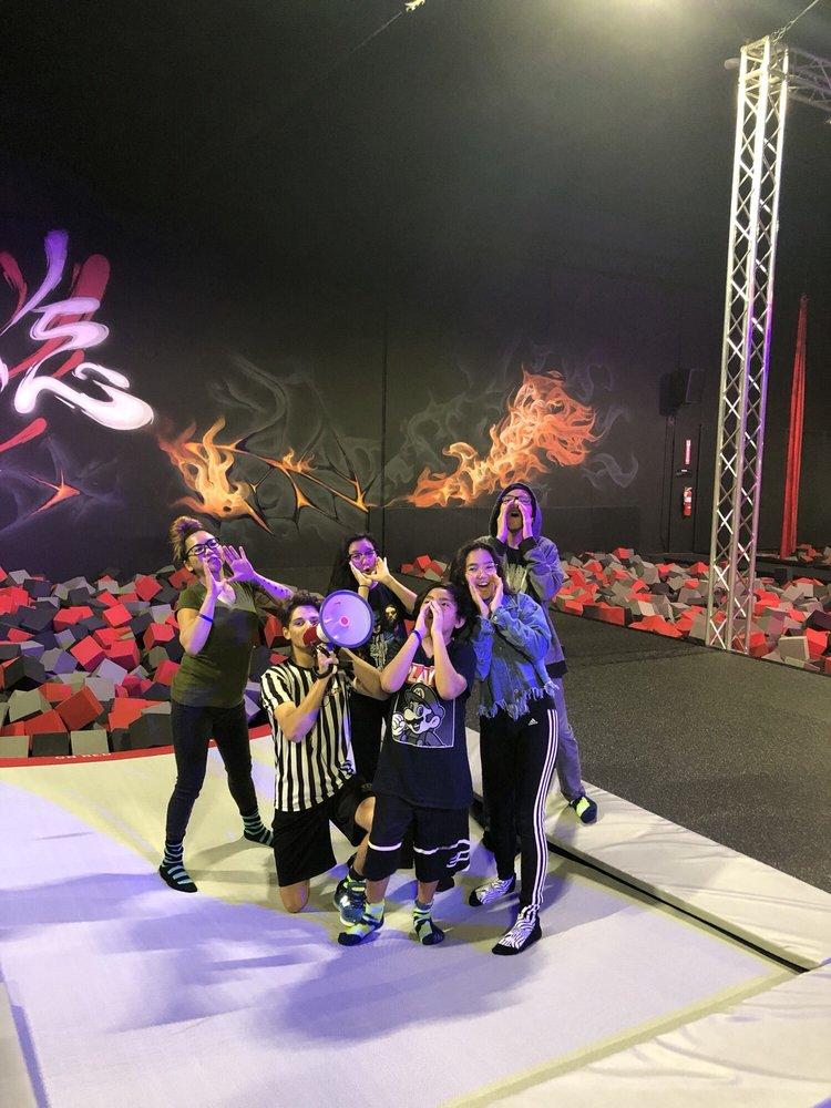 MojoDojo Extreme Air Sports