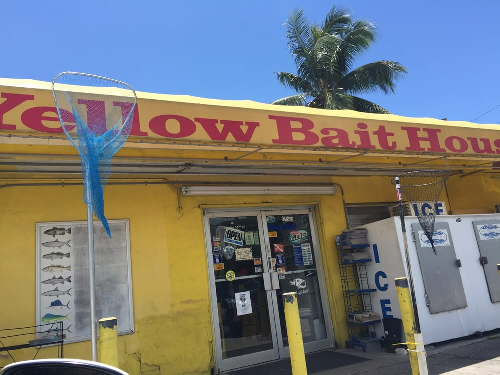 The Yellow Bait House - (New) 14 Reviews - Seafood - 101741