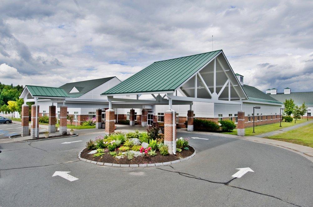 Littleton Regional Healthcare: 600 St Johnsbury Rd, Littleton, NH