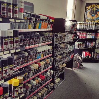 Lots Of Auto Body And Painting Supplies Yelp