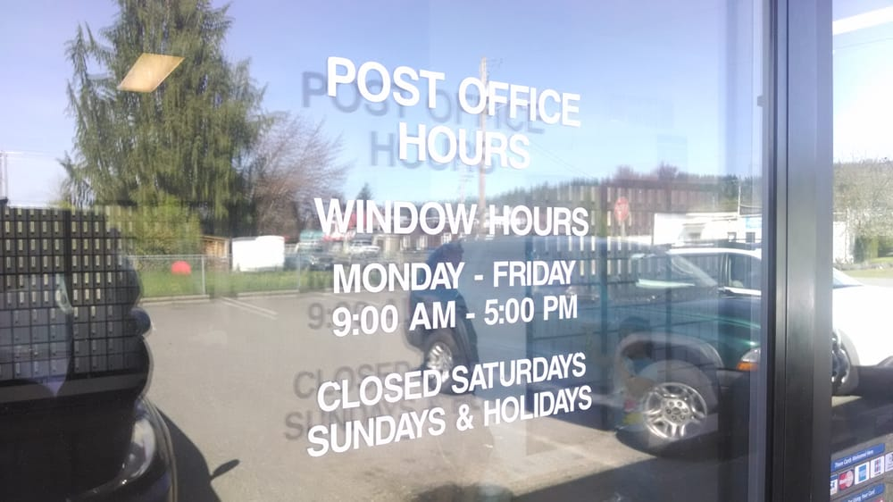US Post Office: 121 Elberta Ave, Cashmere, WA