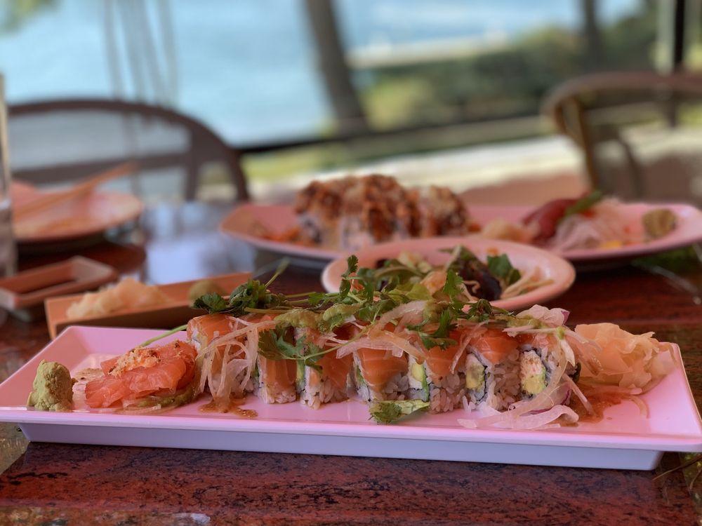 Yama Sushi on the Lake