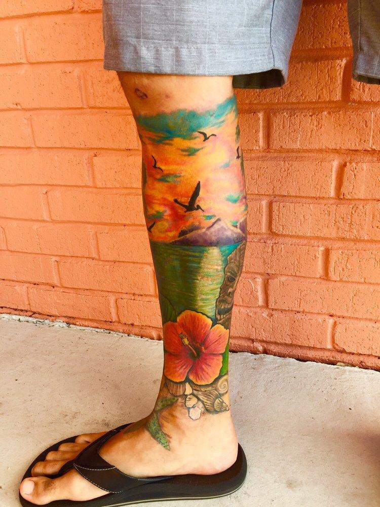 Triton Tattoo: 751 Northlake Blvd, North Palm Beach, FL