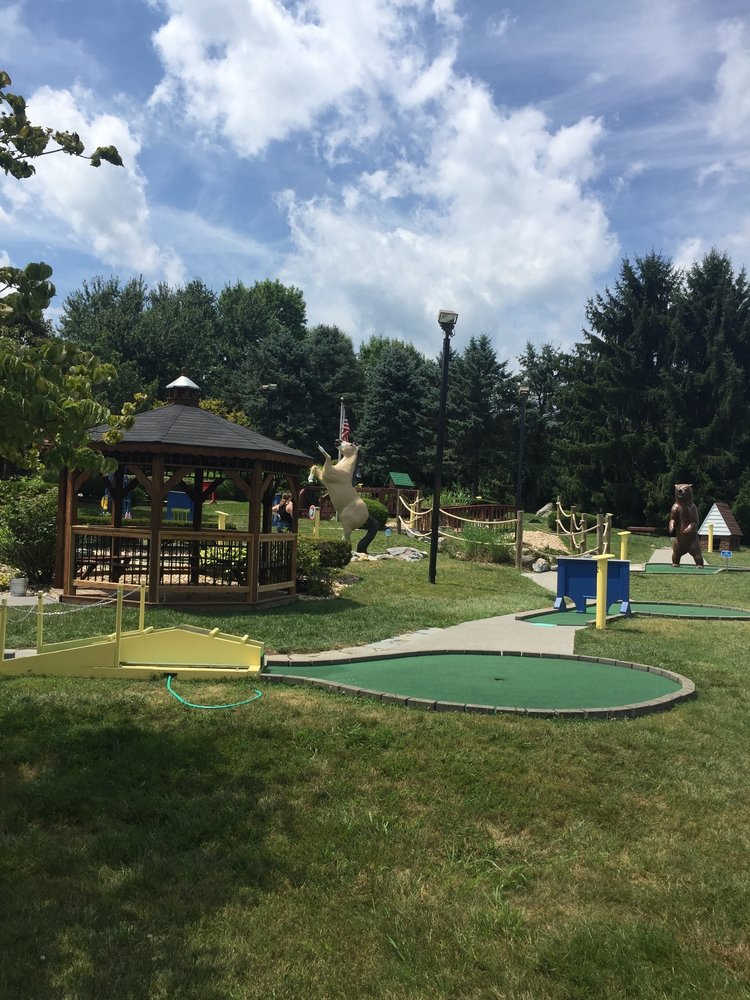 Cox's Driving Range - Miniature Golf - Batting Cages: 3500 Prices Fork Rd, Blacksburg, VA