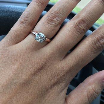 3befbea24 Photo of Kay Jewelers - Montebello, CA, United States. 1 carat Leo diamond