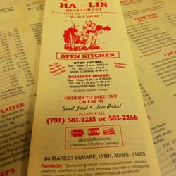 Chinese Food On Market St Lynn Ma