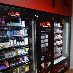 Sex machine shop