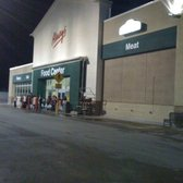 photo of walmart supercenter spearfish sd united states front view