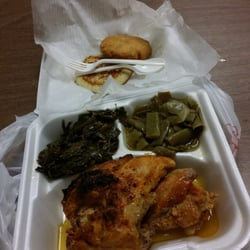 Silver Sands Soul Food Restaurant
