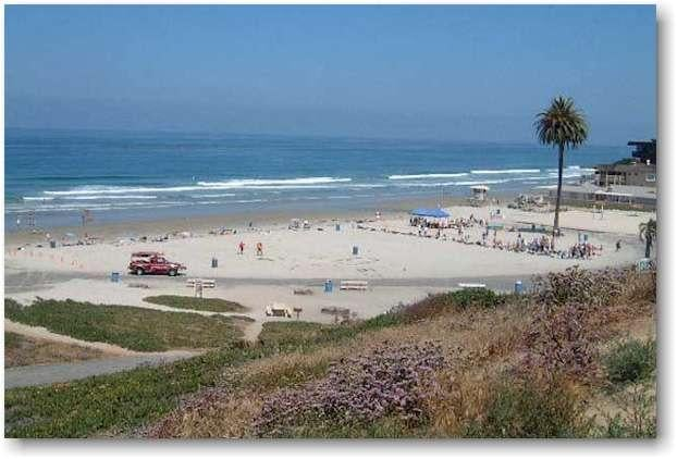 Moonlight State Beach Encinitas Address
