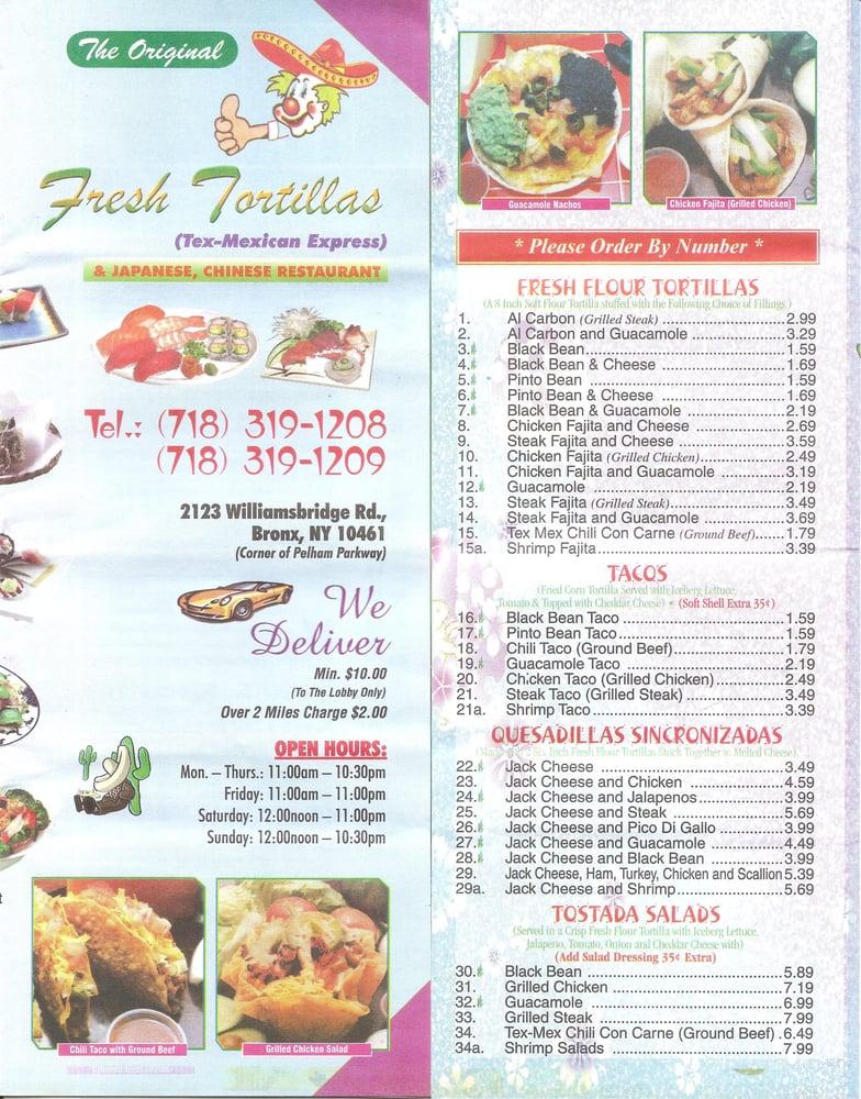 Fresh Tortillas 15 Photos Amp 35 Reviews Japanese