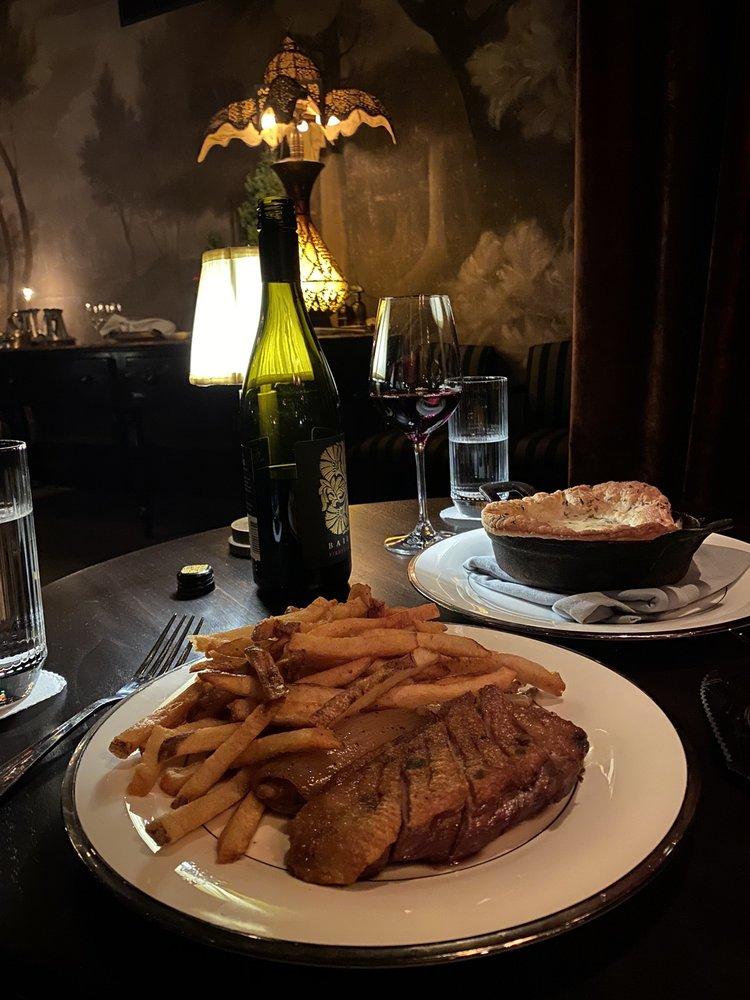 The Maker Restaurant: 306 Warren St, Hudson, NY