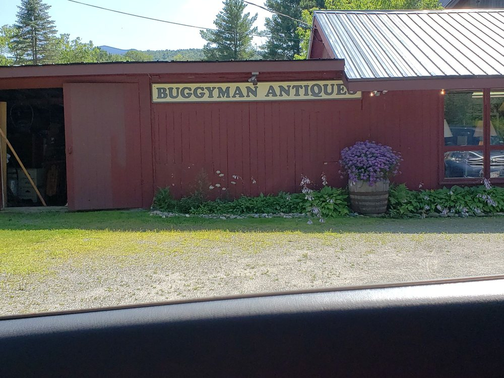Buggy Man Antiques: 853 Vt Route 15 W, Johnson, VT