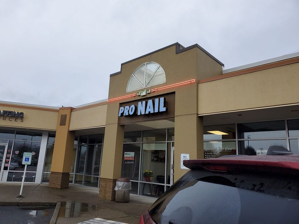 Pro Nail: 760 Ocean Beach Hwy, Longview, WA
