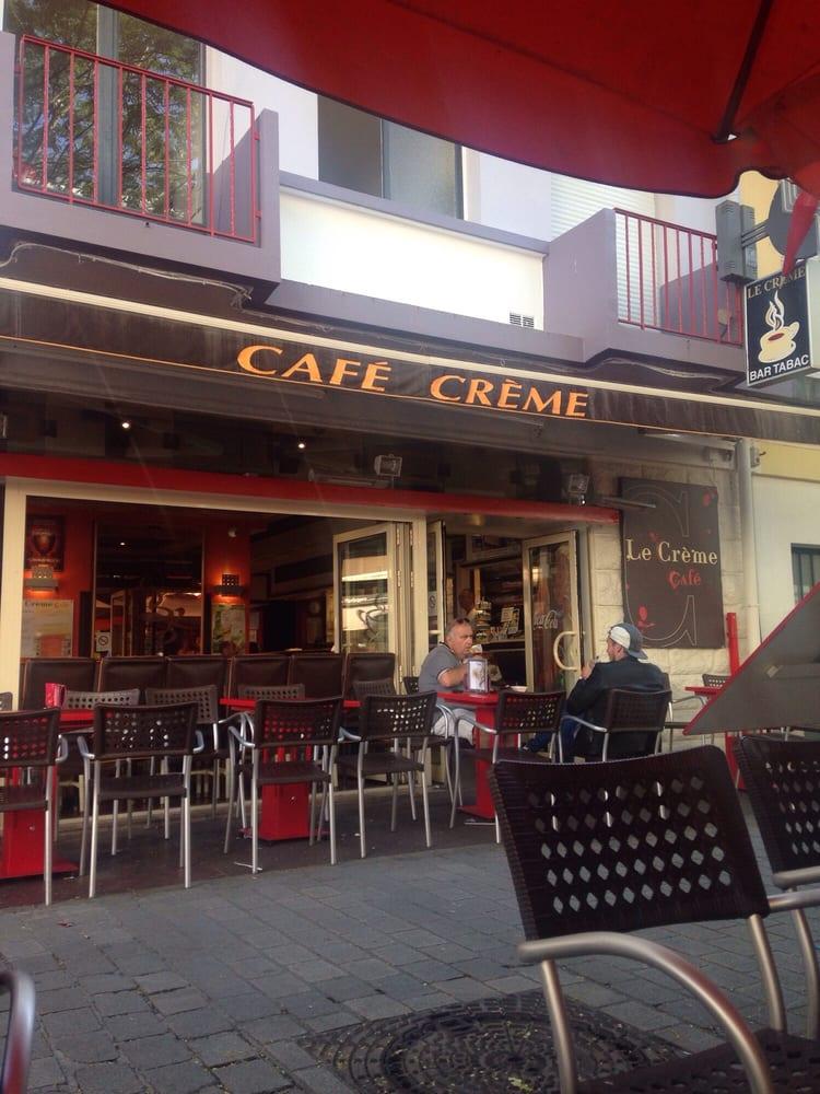 Caf cr me bistrot 1 passage de la com die lorient for Ristorante in baita vicino a me