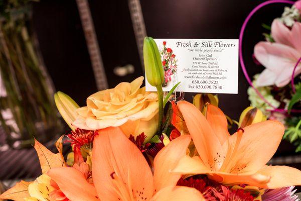 Fresh and silk flowers 578 w army trail rd carol stream il florists let us know mightylinksfo