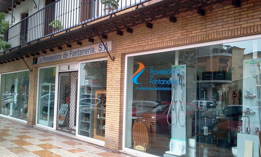 la proveedora de fontaner a calle adriano 45 ForLa Proveedora De Fontaneria
