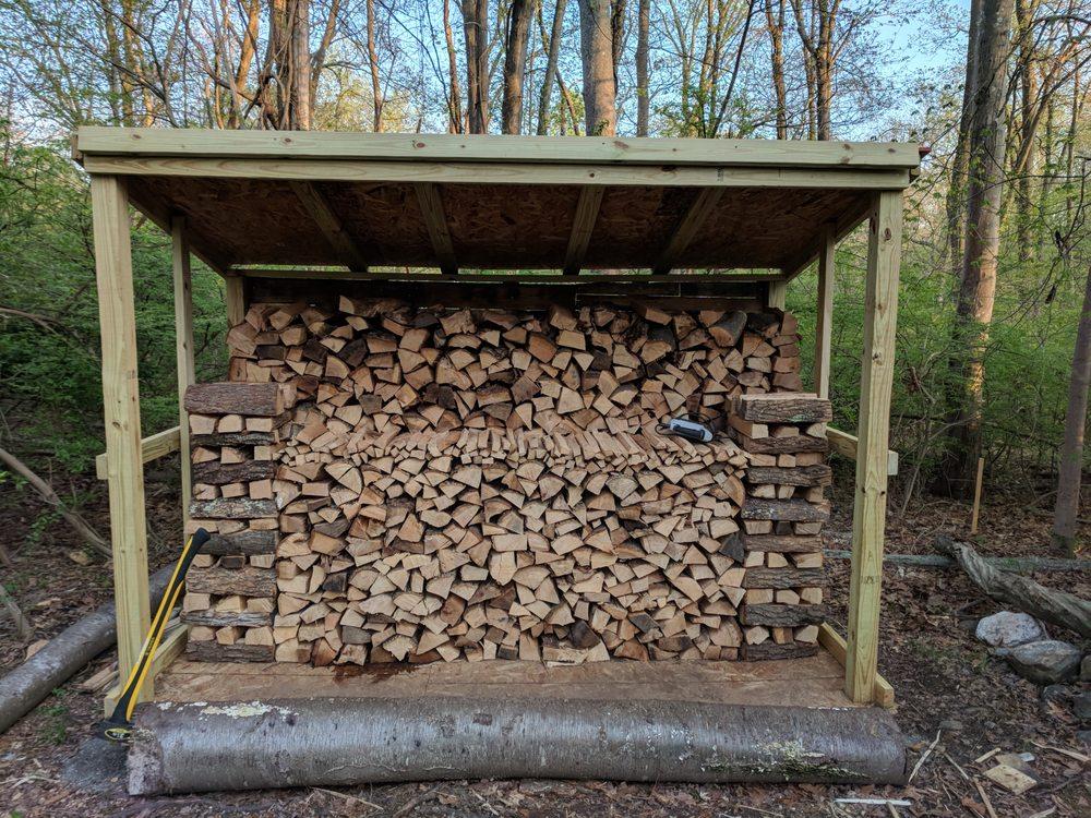 Morning Wood- Firewood: 131 Leetes Island Rd, Branford, CT