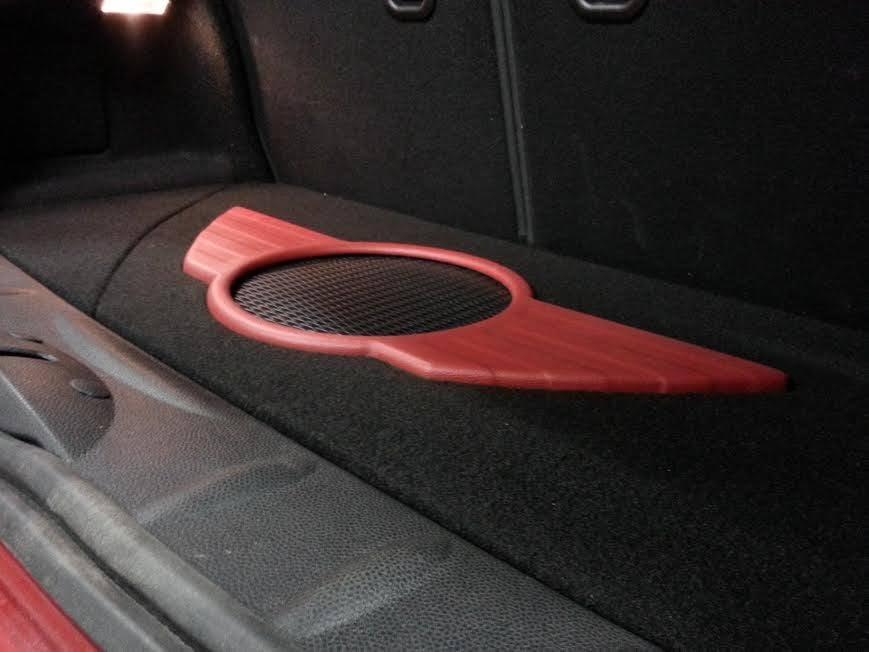 mini cooper custom hatch subwoofer enclosure yelp. Black Bedroom Furniture Sets. Home Design Ideas