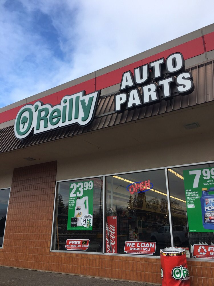 O'Reilly Auto Parts: 18605 SW Tualatin Valley Hwy, Aloha, OR