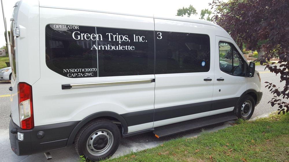 Green Trips Ambulette Transportation: 157-20 18AVE, WhiteStone, NY