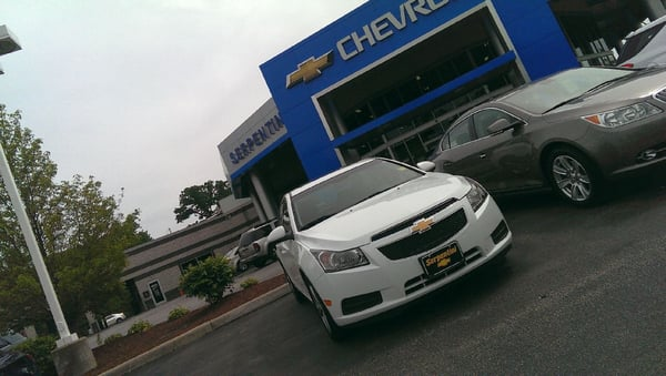 Serpentini Chevrolet Of Strongsville 15303 Royalton Rd Strongsville, OH  Auto Repair   MapQuest