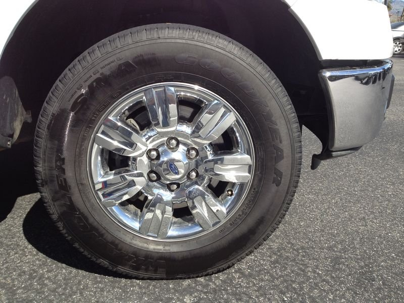 Car Wash San Luis Obispo: Tidal Wave Tire Shine FAIL, If I Would Have Paid For This