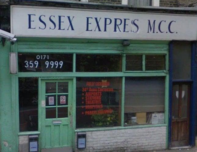 Essex express taxi 364 essex road de beauvoir londra london regno unito numero di - Faience imitatie leisteen ...
