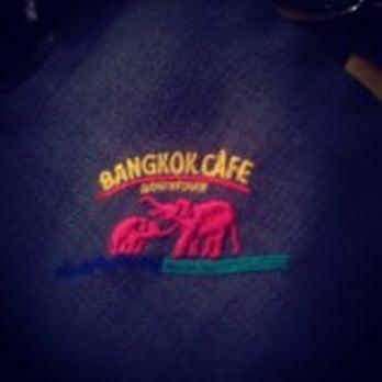 Bangkok Cafe Menu Phoenixville Pa