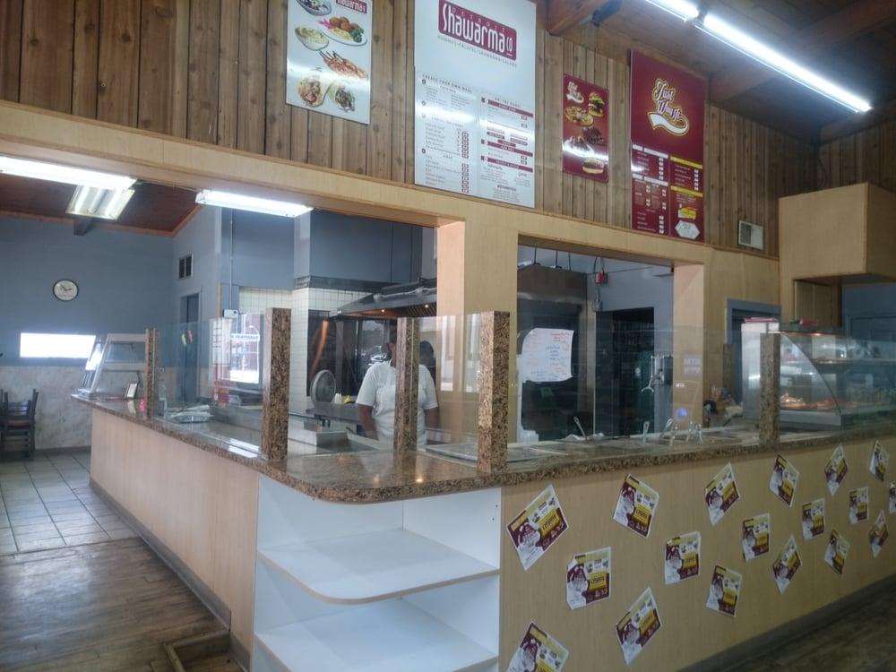 Detroit Shawarma: 1444 W Fort St, Detroit, MI