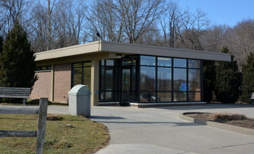 OH Rest Area: Vietnam Veterans Memorial Hwy, Pleasant City, OH