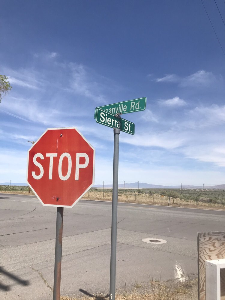Get Roasted: 1003 Sierra St, Herlong, CA