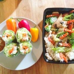 Ploys Thai Food Menu