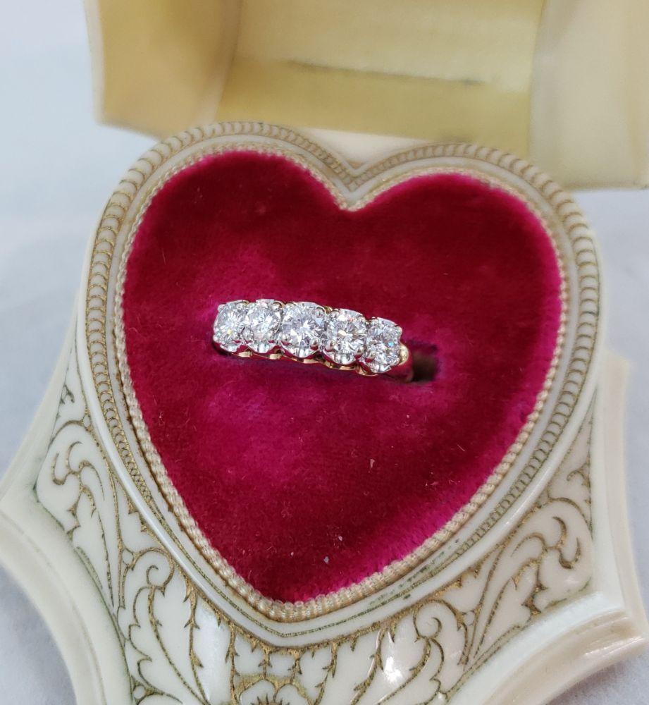 Rambling Rose Estate Jewelry