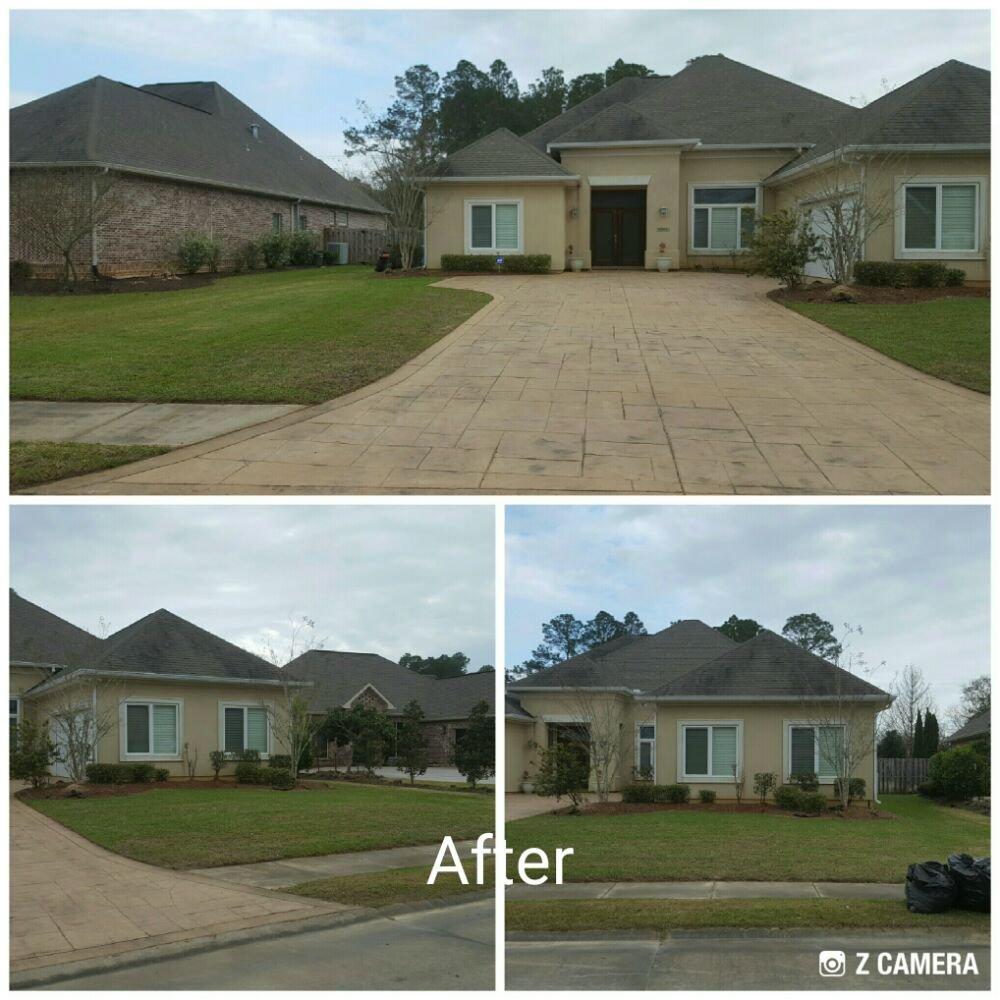 Saving Grace Home & Lawn Maintenance: Gautier, MS