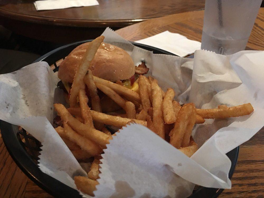 Food from Van's Bar