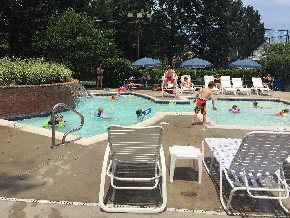 York Manor Swim Club: 38 Margate Rd, Towson, MD