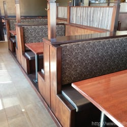 Photo Of Billu0027s Awnings U0026 Upholstery   Murray, KY, United States.  Restaurant Seating