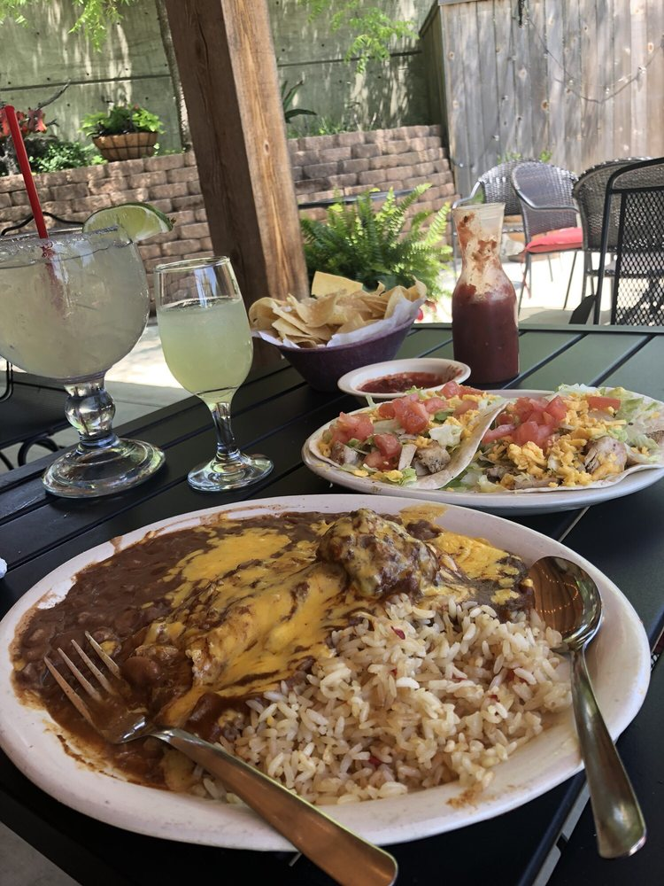 El Adobe Mexican Grill: 472 S Mississippi Ave, Atoka, OK