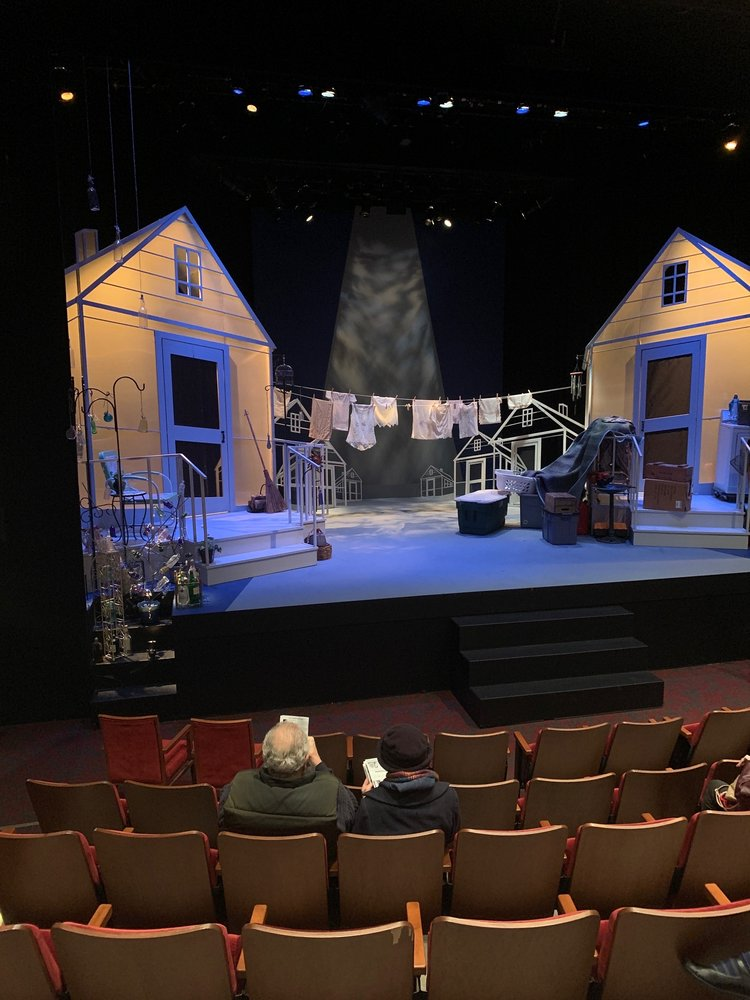 Social Spots from Merrimack Repertory Theatre