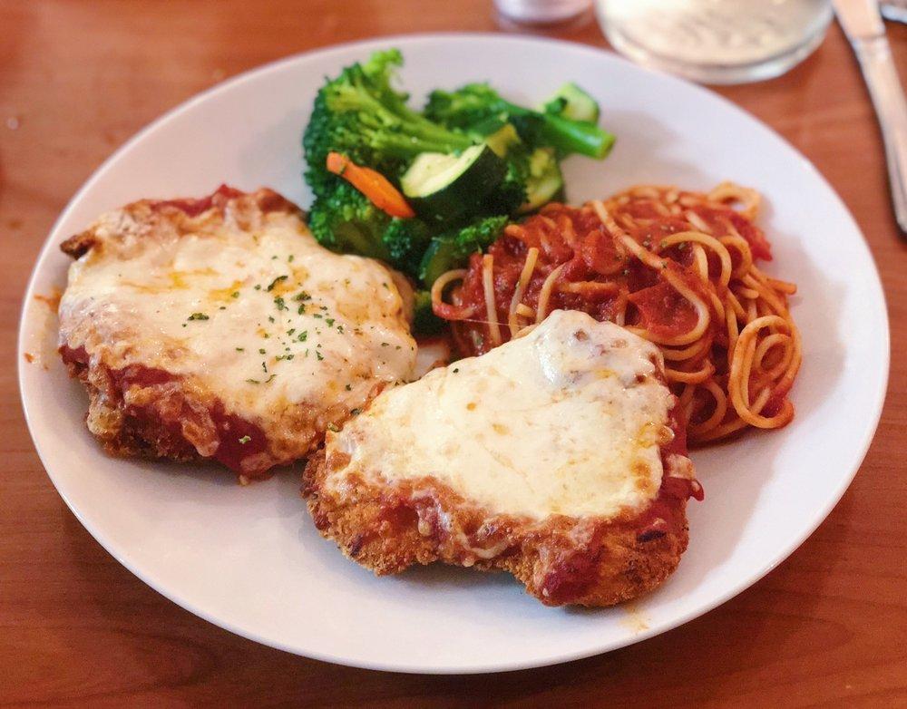 Sorelle Italian Bistro: 915 S San Tomas Aquino Rd, Campbell, CA