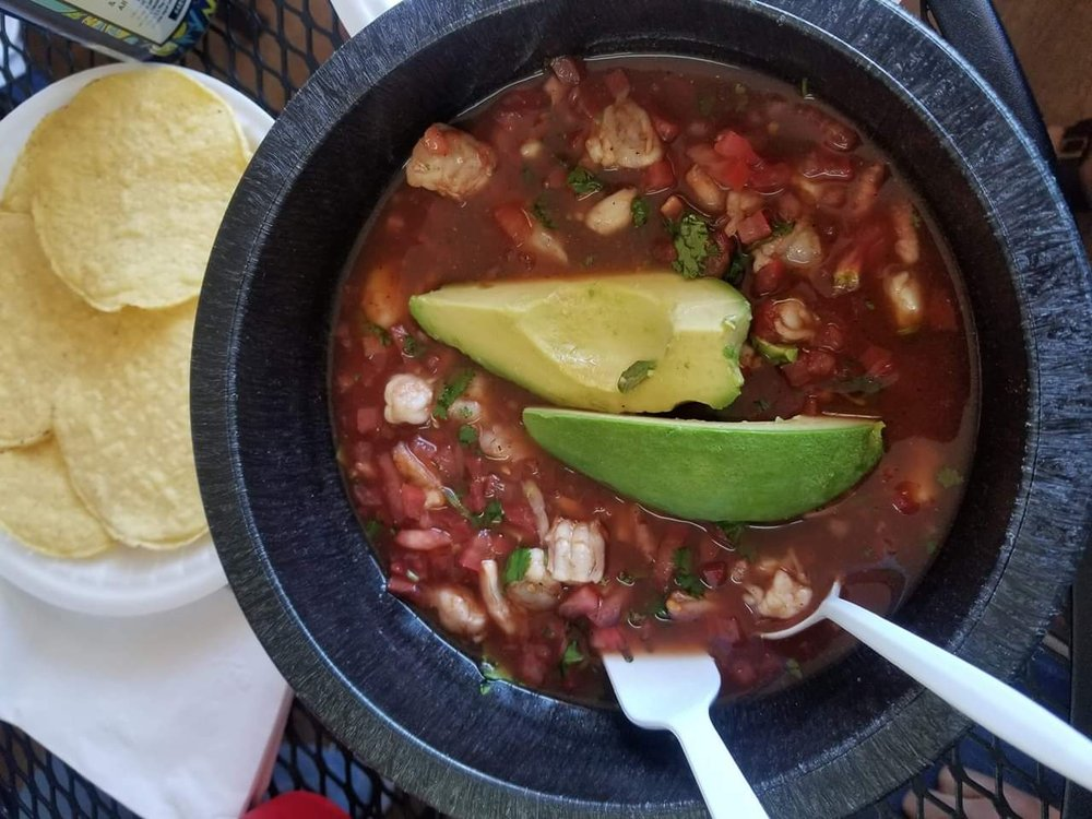 Ceviches El Caliche: 7423 Alameda Ave, El Paso, TX