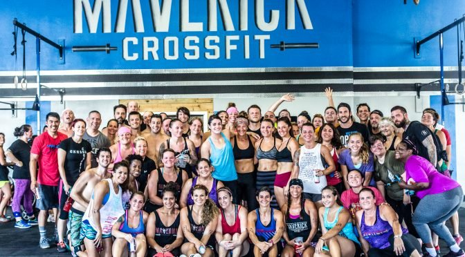 Maverick CrossFit: 7801 Ellis Rd, West Melbourne, FL