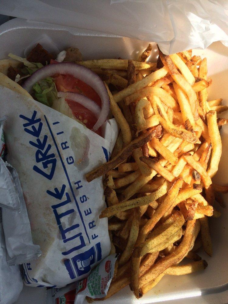 Little Greek Fresh Grill: 45 Blake Blvd, Celebration, FL