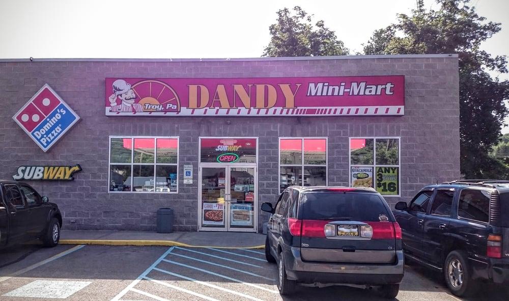 Dandy Mini Mart: 101 Canton St, Troy, PA