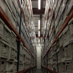 Secure Record Management Self Storage 12260 Shale